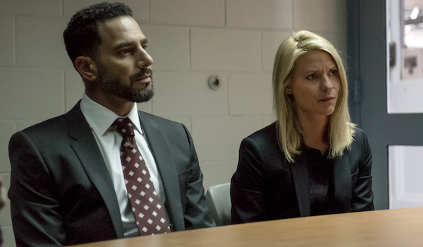 TV Review: HOMELAND: Season 6, Episode 1: Fair Game [Showtime]