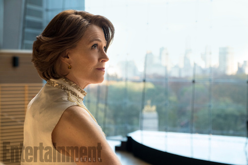 Sigourney Weaver The Defenders