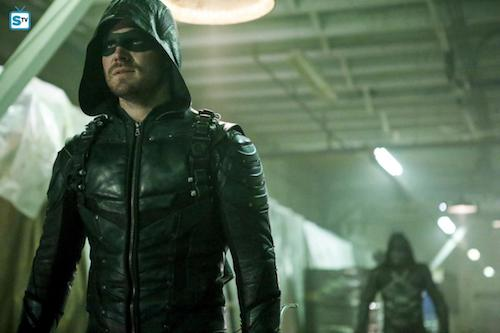 Stephen Amell Who Are You? Arrow