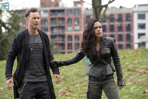 Tom Cavanagh Jessica Camacho Dead or Alive The Flash