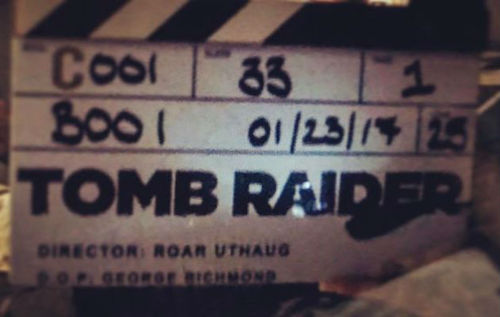 Tomb Raider Production Begins