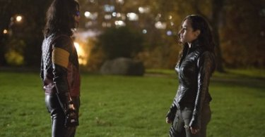 Carlos Valdes Jessica Camacho Dead or Alive The Flash