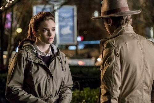 Danielle Panabaker Tom Felton Attack on Gorilla City The Flash