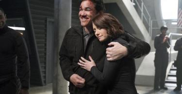 Dean Cain Chyler Leigh Homecoming Supergirl