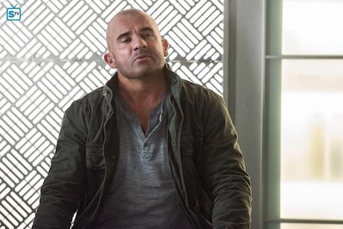 Dominic Purcell Land of the Lost Legends of Tomorrow