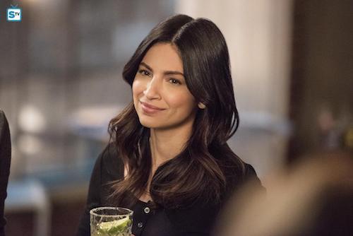 Floriana Lima Homecoming Supergirl