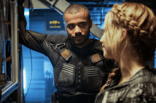 Jarod Joseph Chelsey Reist The 100 Heavy Lies the Crown