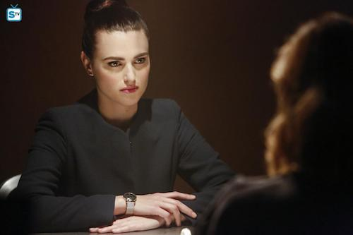 Katie McGrath Luthors Supergirl