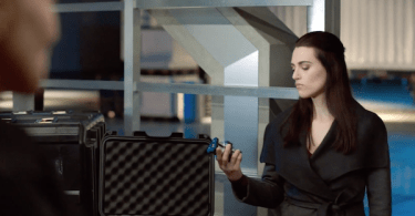 Katie McGrath Luthors Supergirl Trailer
