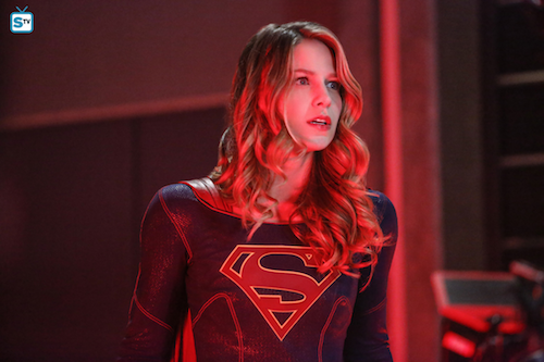 TMelissa Benoist Martian Chronicle Supergirl
