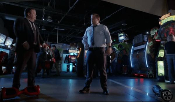 Patton Oswalt Agents of S.H.I.E.L.D. Hot Potato Soup