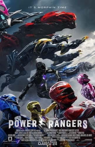 Power Rangers Final Poster
