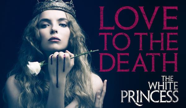 The White Princess TV Mini-Series Poster
