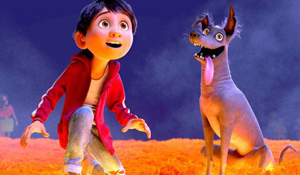 New Trailer For Pixar's Coco