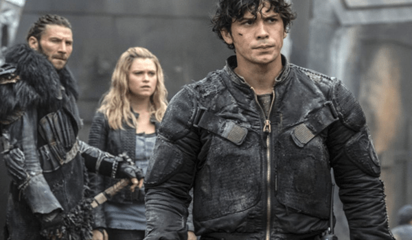 Bob Morley Zach McGowan Eliza Taylor The 100 We Will Rise