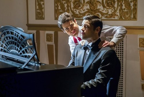 Darren Criss Jeremy Jordan Duet Supergirl The Flash