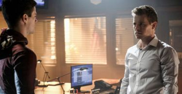 Grant Gustin Rick Cosnett Into the Speed Force The Flash