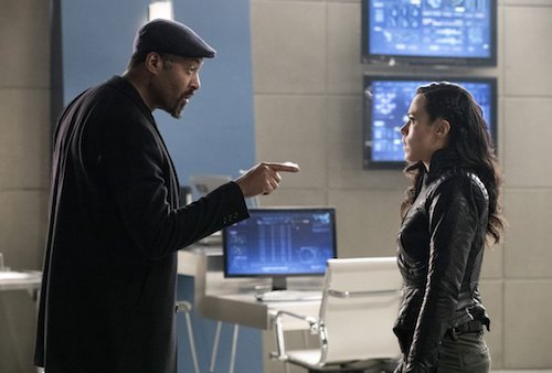 Jesse L. Martin Jessica Camacho Abra Kadabra The Flash