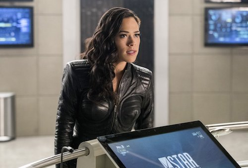 Jessica Camacho Abra Kadabra The Flash