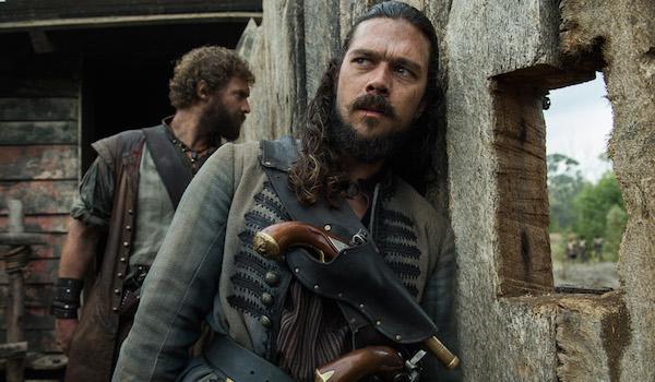 Luke Arnold Black Sails XXXIV.