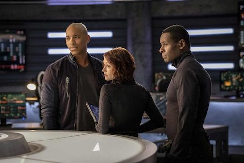 Mehcad Brooks Chyler Leigh David Harewood Star-Crossed Supergirl