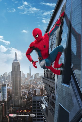 Spider-Man: Homecoming UK Teaser Poster