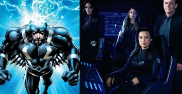 Agents of SHIELD Inhumans Crossover
