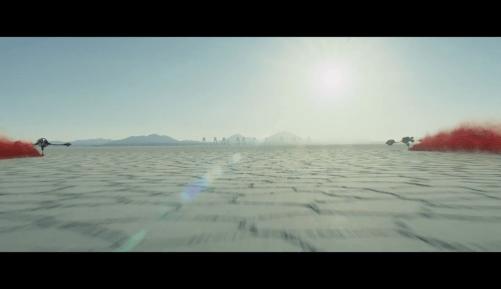 AT-AT Star Wars: The Last Jedi