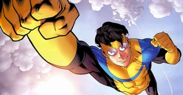 Invincible Comic