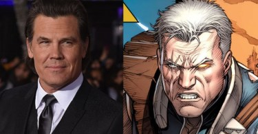 Josh Brolin Cable Comic