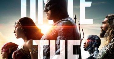 Justice League Unite the League Poster