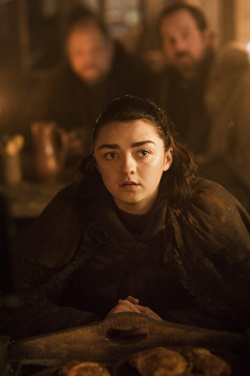Maisie Williams Games of Thrones: Season 7