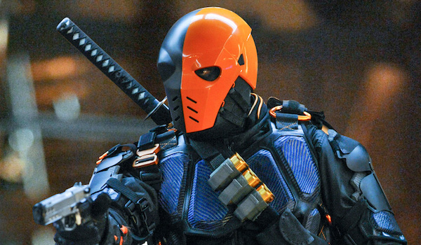 Manu Bennett Deathstroke Arrow Return