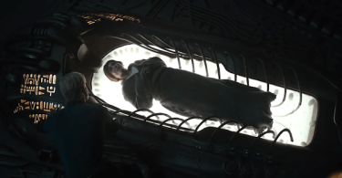 Noomi Rapace Michael Fassbender The Crossing Alien: Covenant