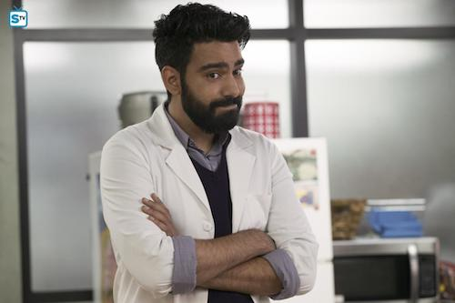Rahul Kohli Zombie Knows Best iZombie