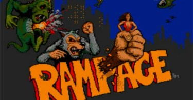 Rampage Video Game