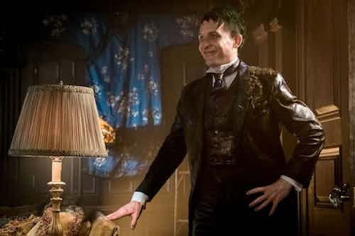Robin Lord Taylor How The Riddler Got HIs Name Gotham