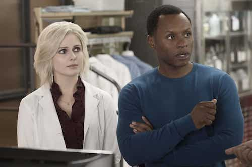 Rose McIver Malcolm Goodwin Wag the Dog Slowly iZombie
