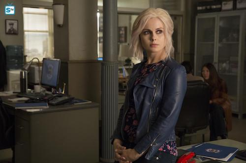 Rose McIver Zombie Knows Best iZombie