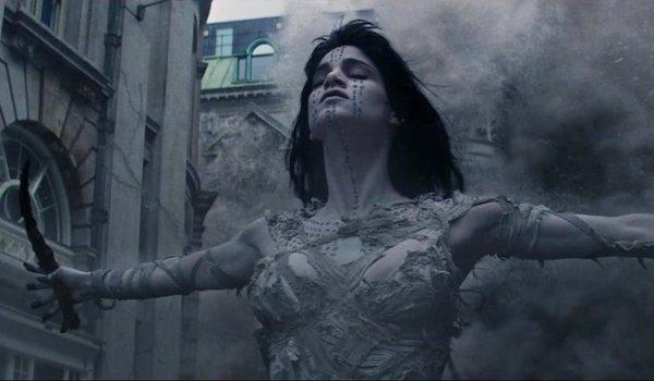 Sofia Boutella The Mummy