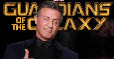 Sylvester Stallone Guardians Of The Galaxy