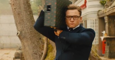 Taron Egerton Kingsman: The Golden Circle