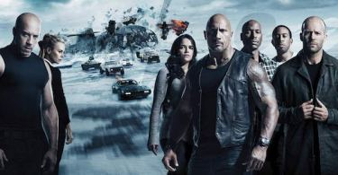 The Fate of the Furious Movie Banner