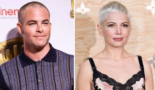 Chris Pine Michelle Williams