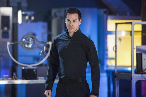 Chris Wood Lost City of Children Supergirl