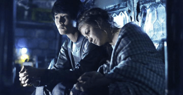 Christopher Larkin Chelsey Reist The 100 The Other Side