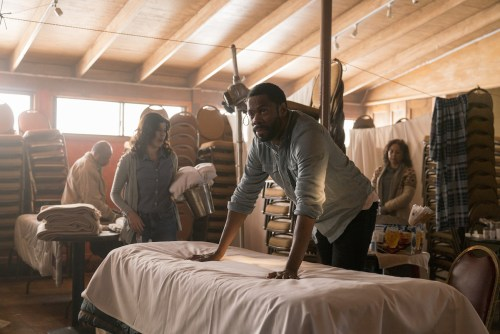 Colman Domingo Fear the Walking Dead: Season 3