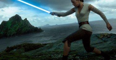 Daisy Ridley Star Wars: The Last Jedi Vanity Fair