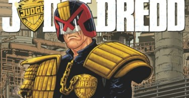 Judge Dredd Comic