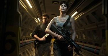 Katherine Waterston Danny McBride Alien: Covenant